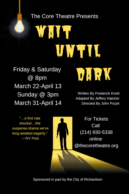 Wait Until Dark Poster190302.png
