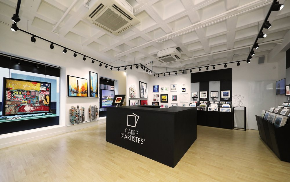 CARRÉ D'ARTISTES HONG KONG - 53-55 HOLLYWOOD ROAD, CENTRAL,HONG KONG852 2630 0080contact@carredartistes.com.hk