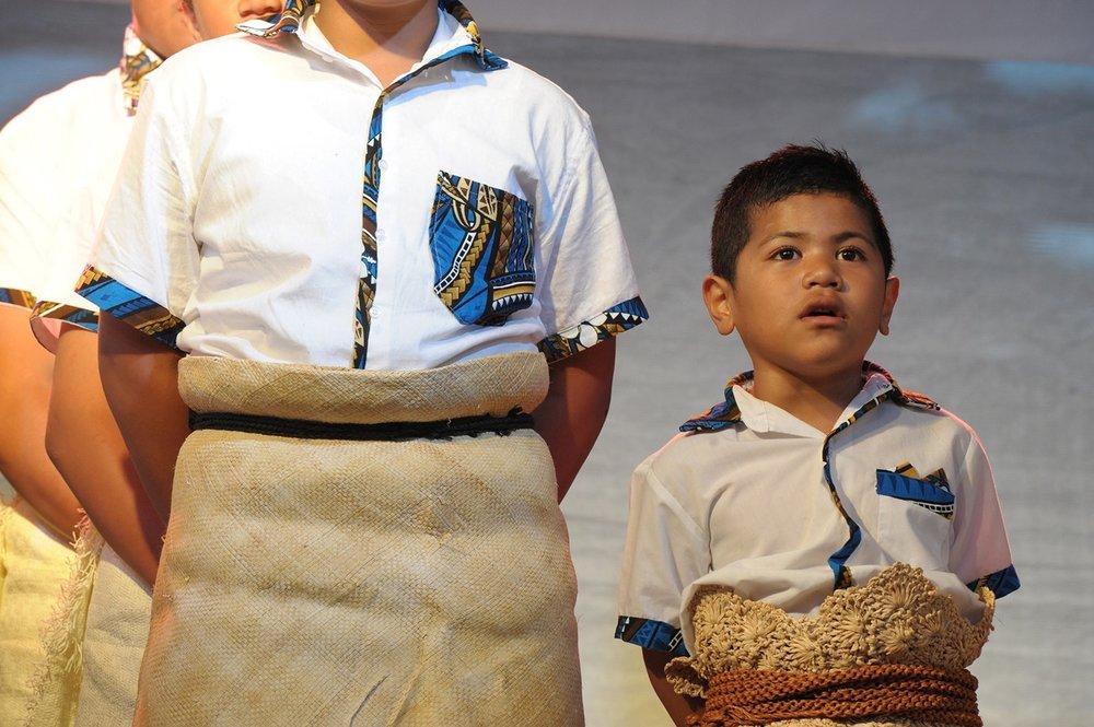 Tongan Youth Choir, 2013