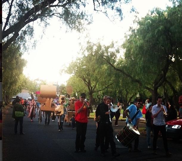 Big West Parade, Footscray 2013