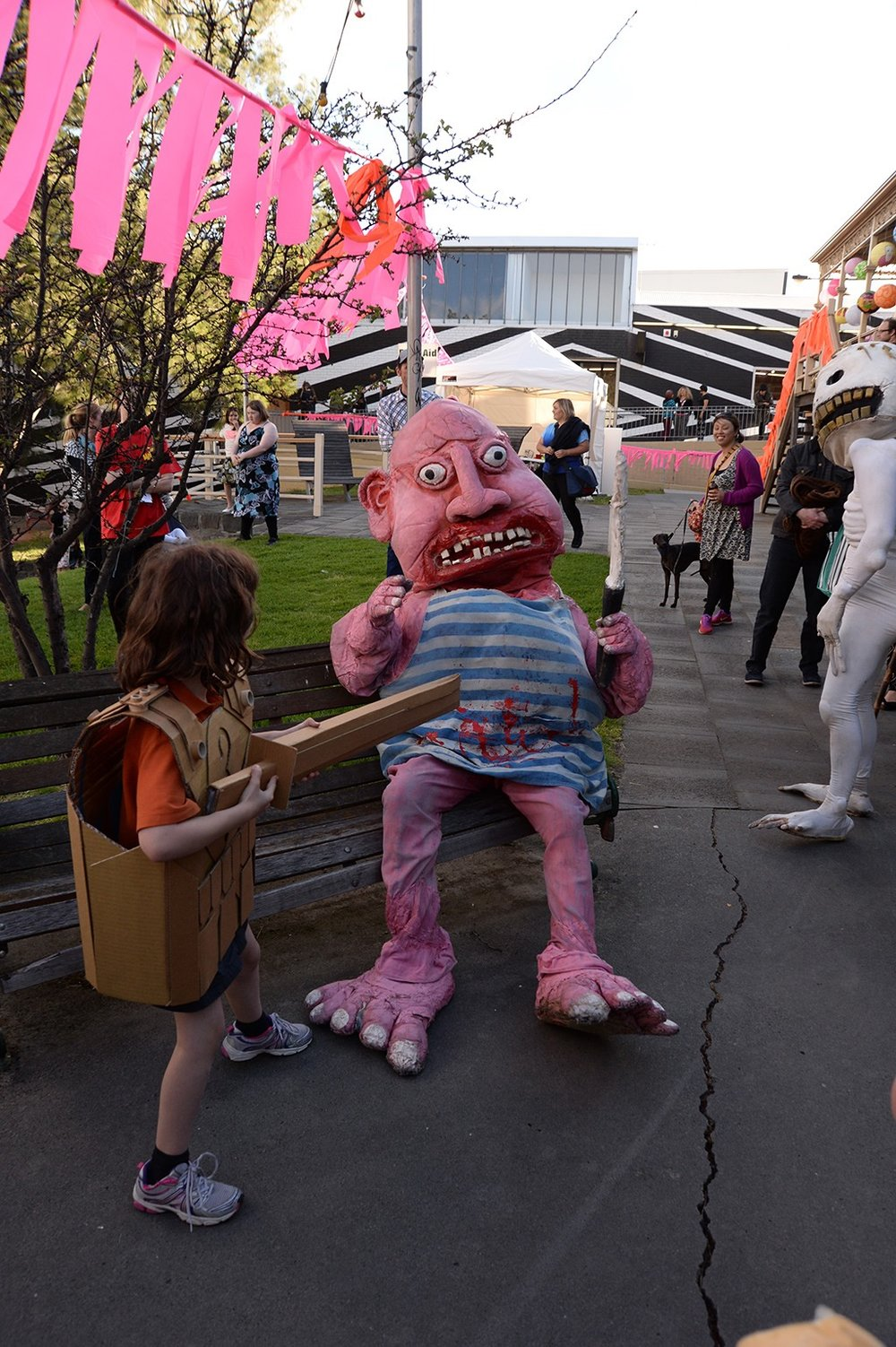 Snuff Puppets, 2013