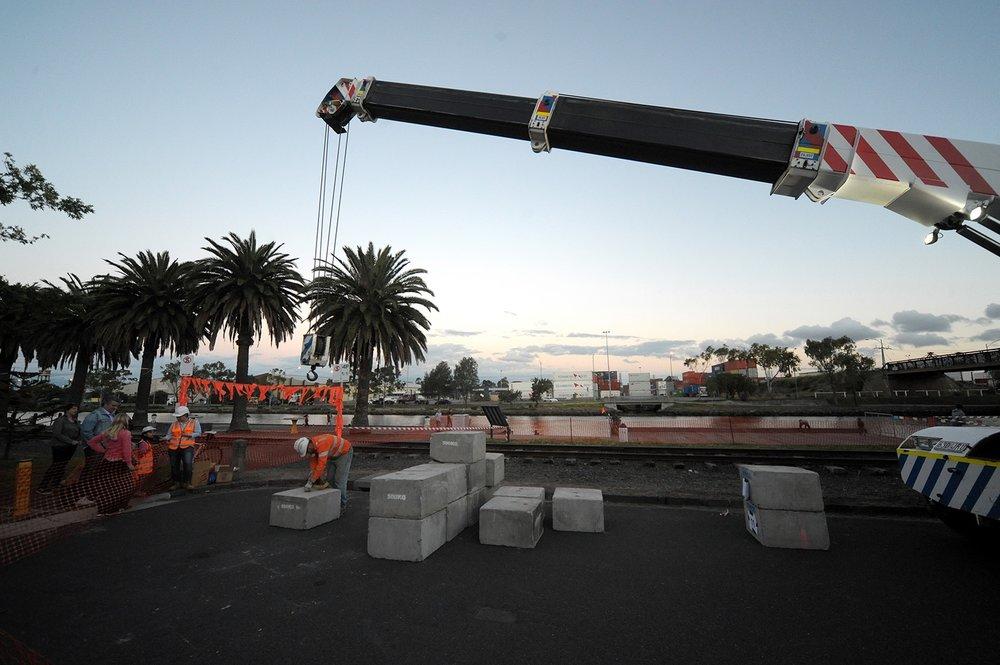 Crane Project, 2013