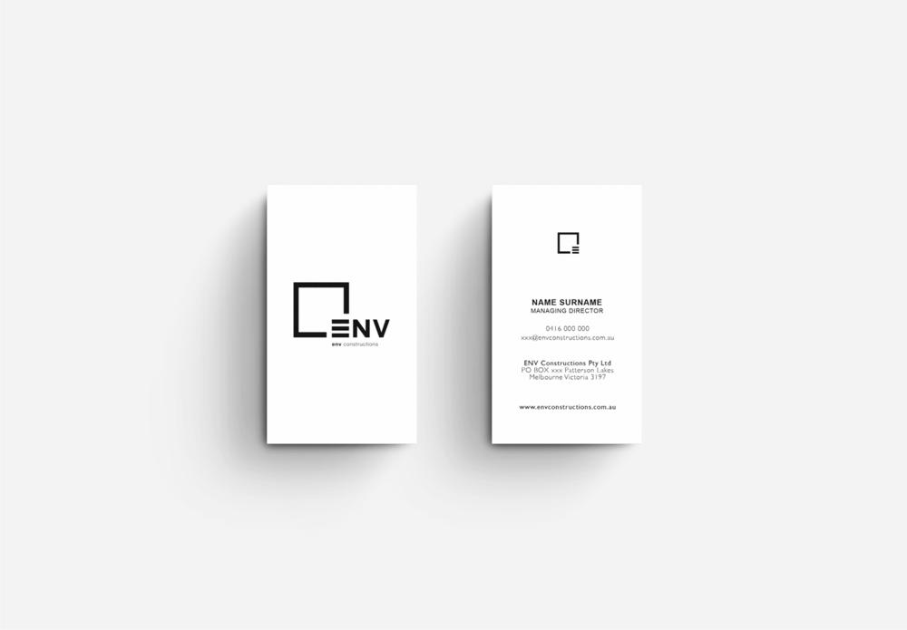 Env Constructions