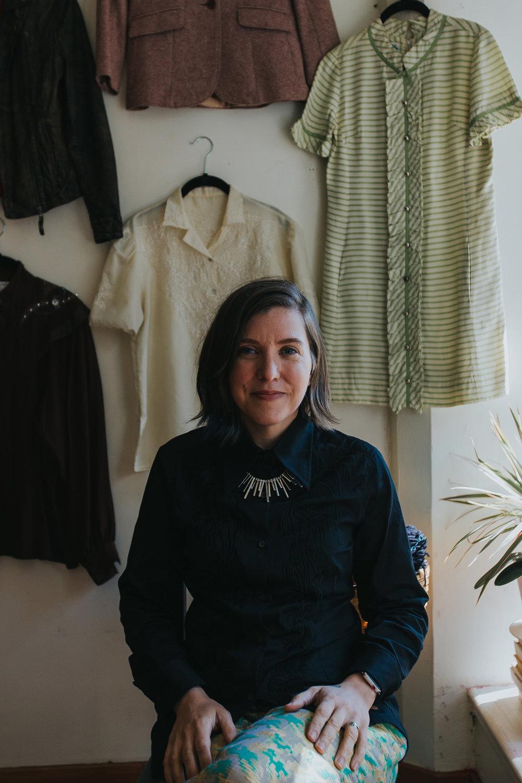 Maggie Whitaker   Artistic Director/Costume Designer/Educator   www.maggiewhitaker.com