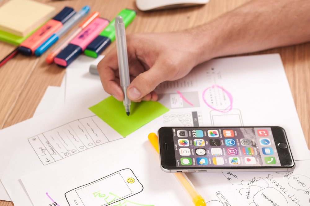 Web & App Development - User Interface & Experience