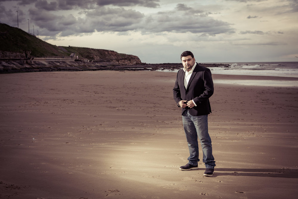 Lifestyle photo shoot Newcastle & Northumberland