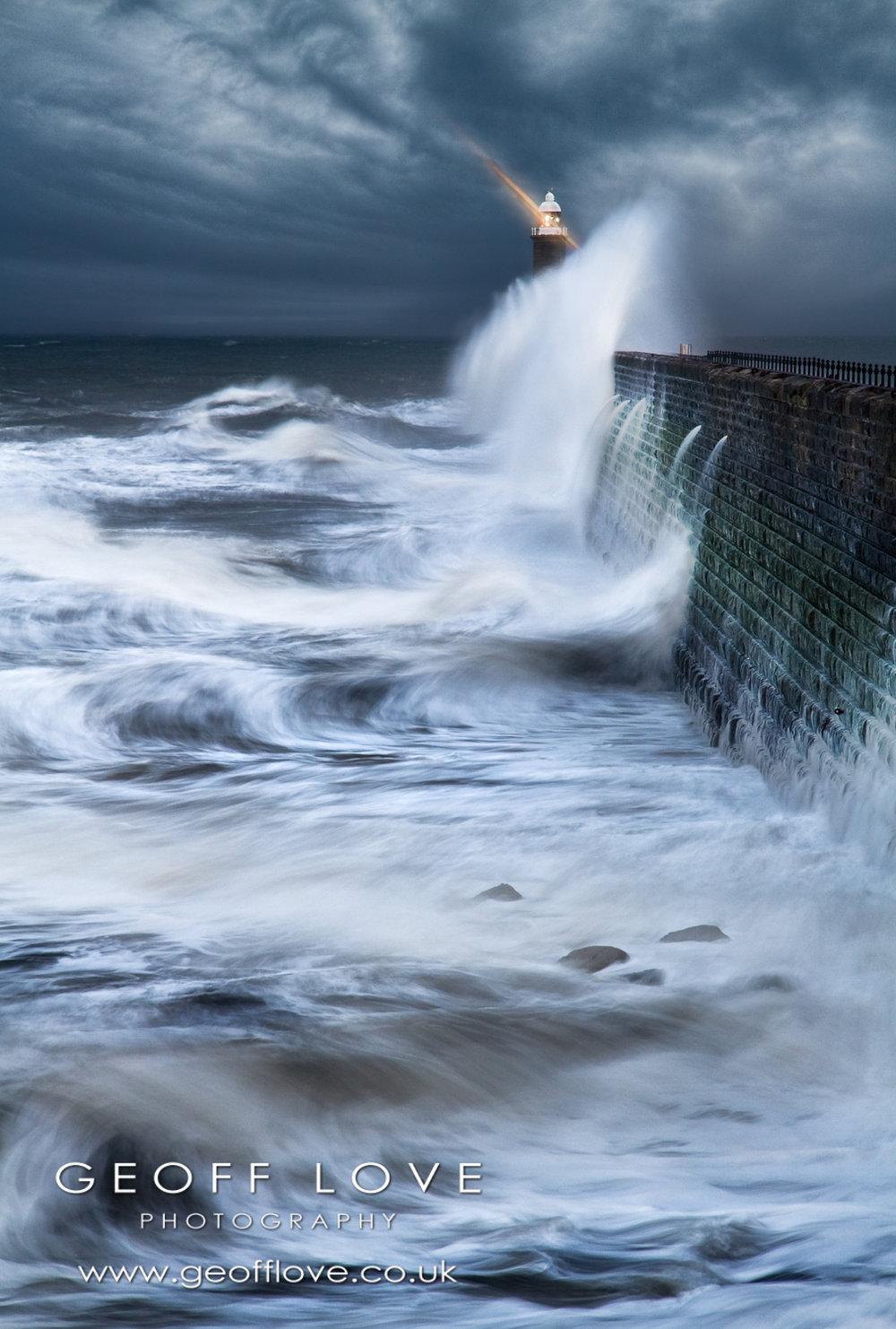 Pier Storm 2