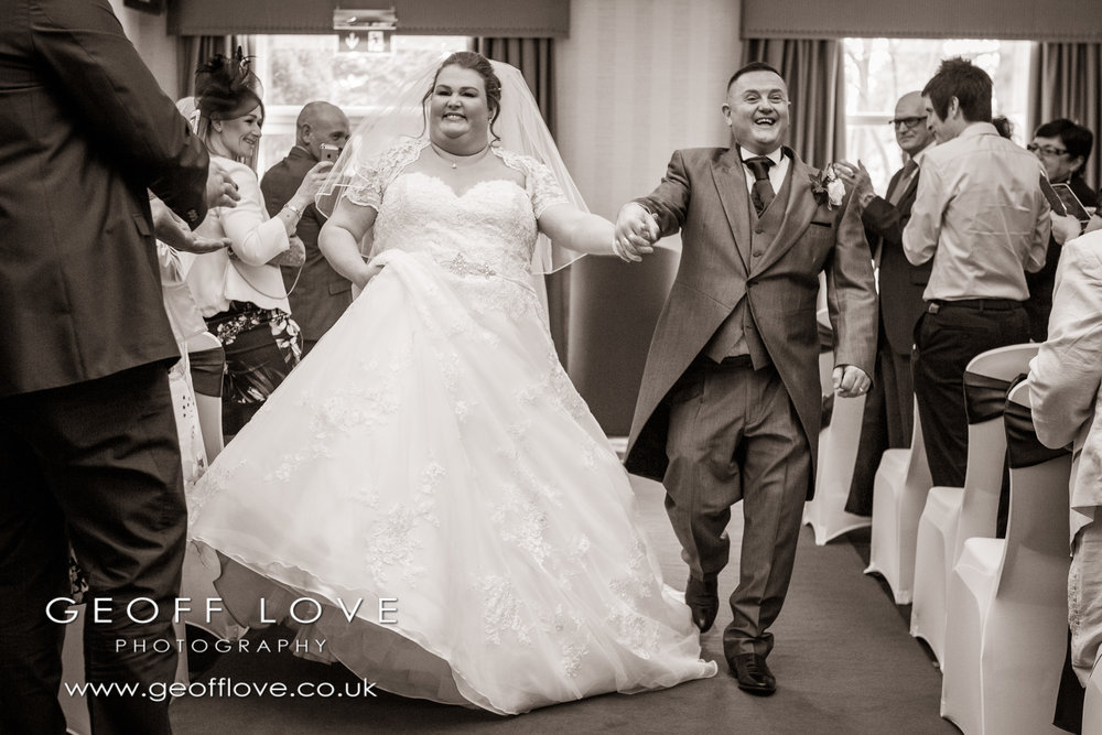 Marriott gosforth park wedding