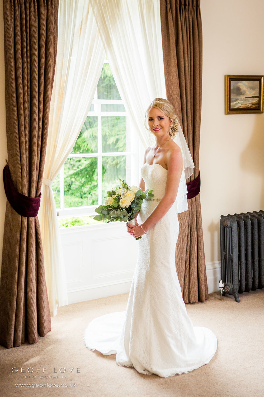 doxford hall bridal suite