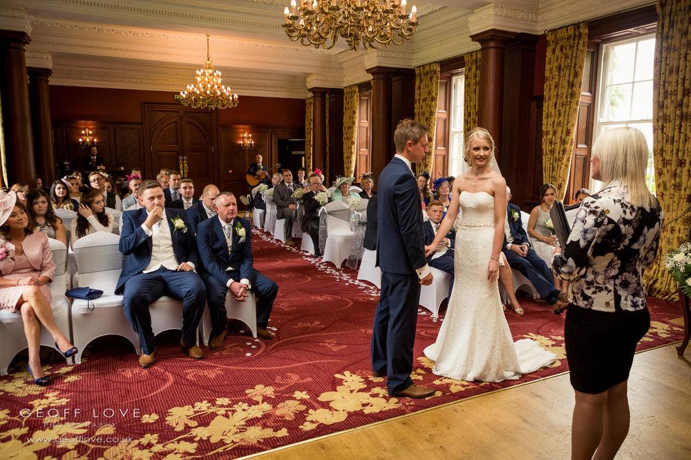doxford hall wedding ceremony
