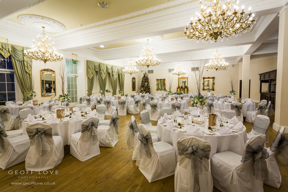 doxford hall wedding reception room