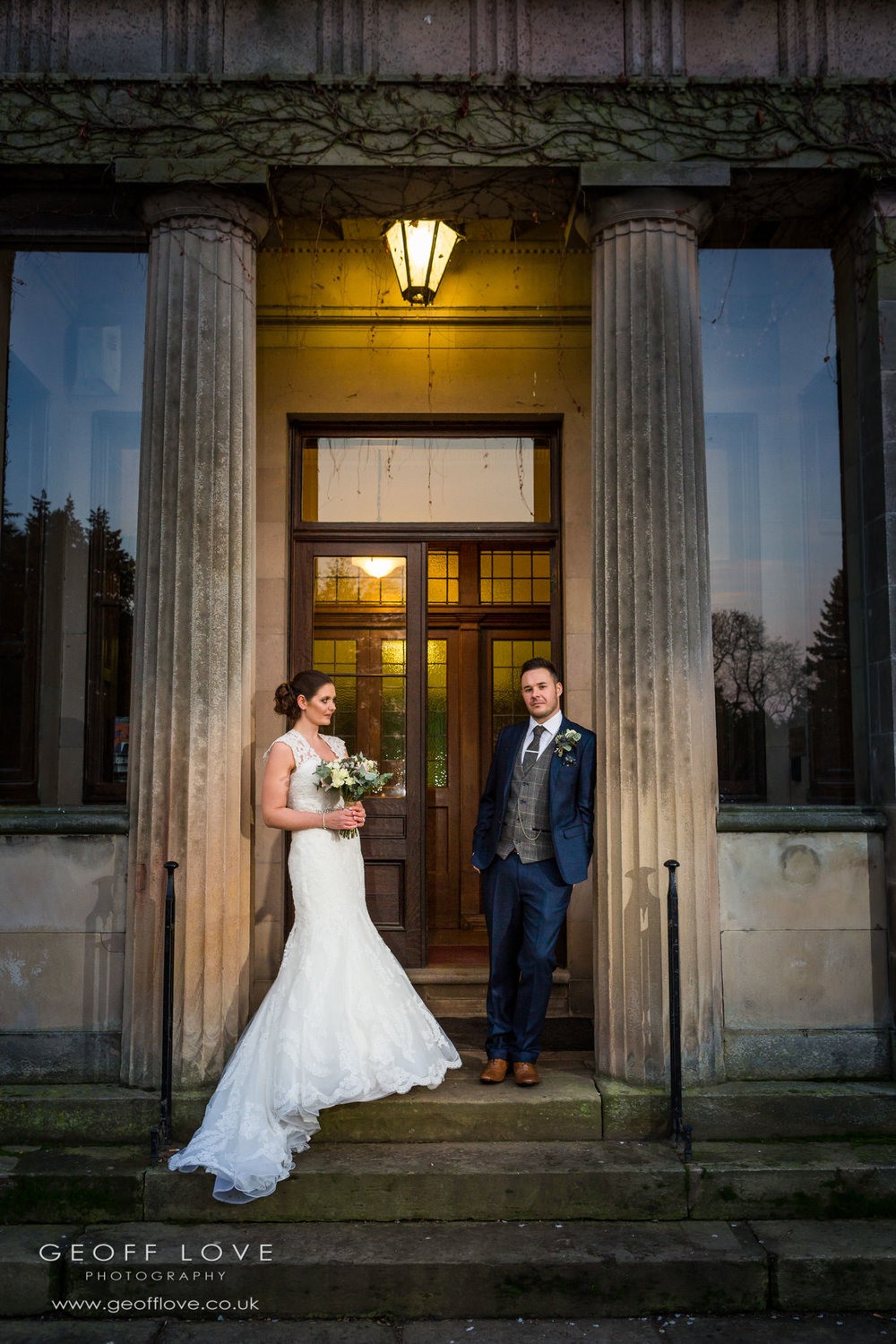 doxford hall wedding entrance