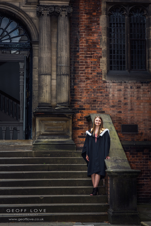 newcastle university graduation photo