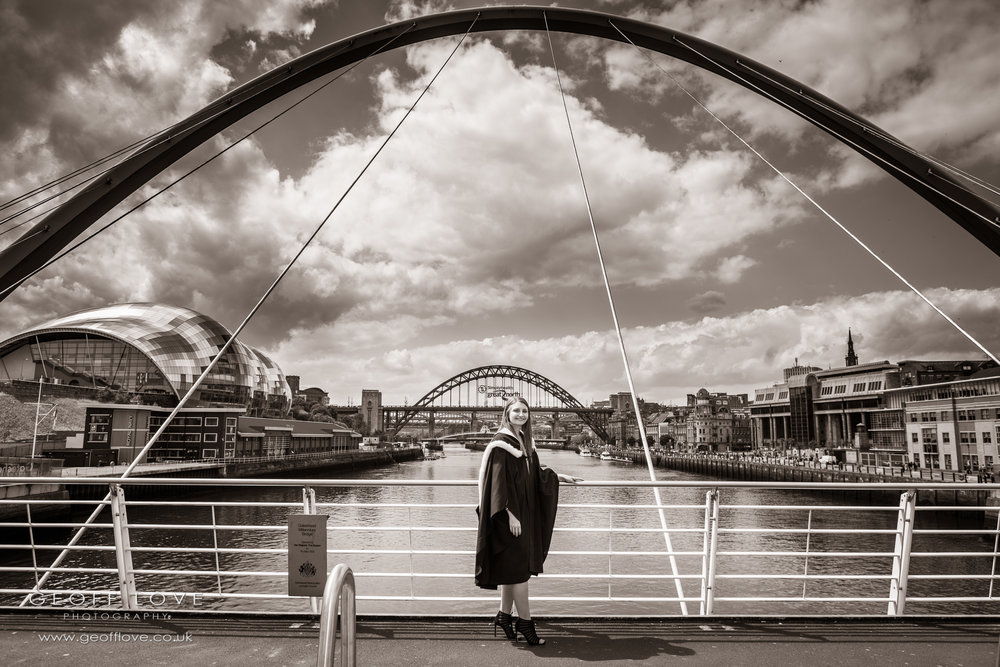 northumbria university graduation photos