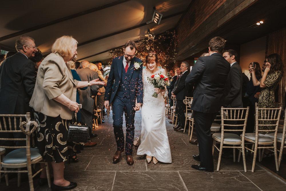 short photo coverage wedding