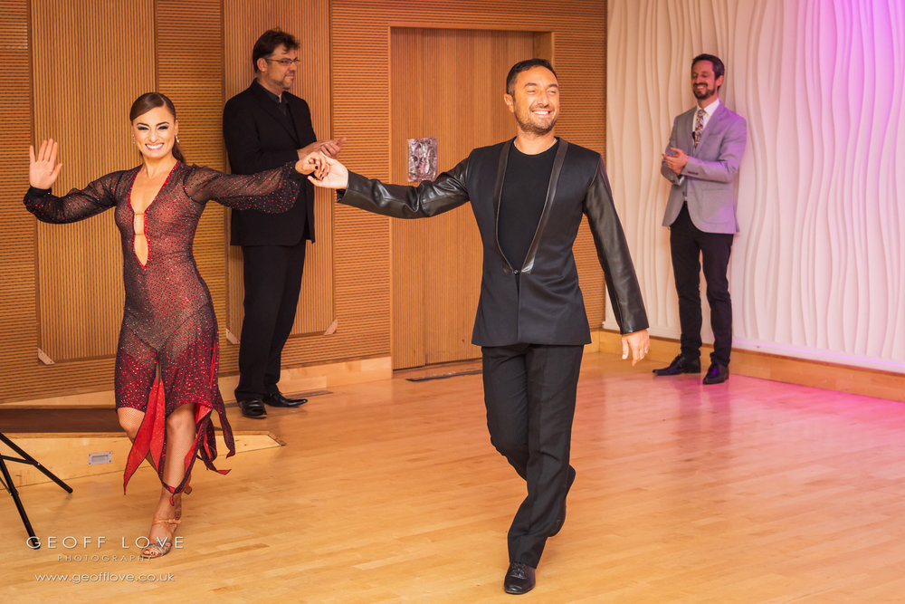 flavia and vincent strictly come dancing bbc