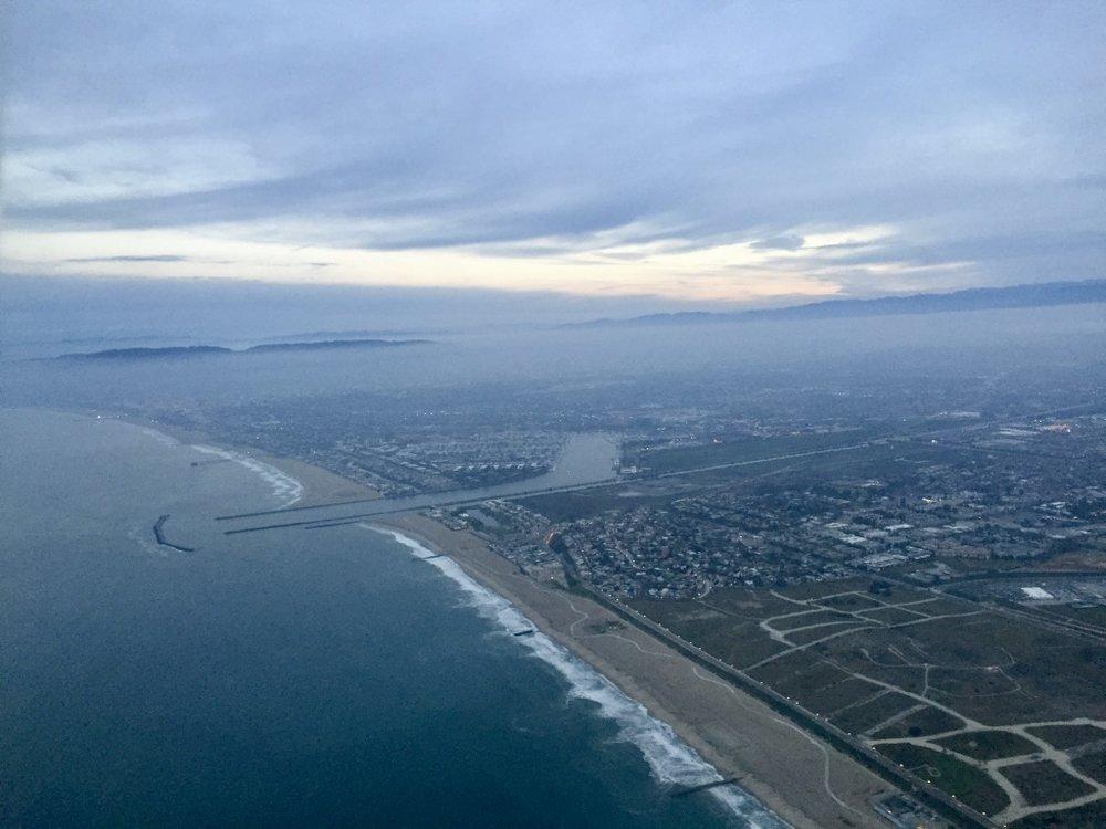 View of Marina Del Rey