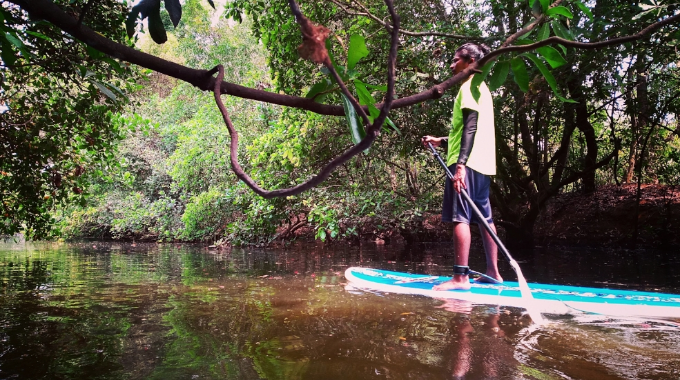 Copy of RIVER SUP WITH SAHASEA
