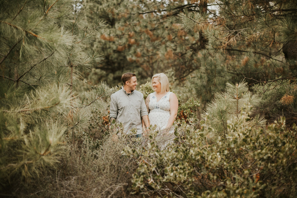 Spring Meadow Camp Engagements, Bend Oregon   Rosemary & Pine Photography