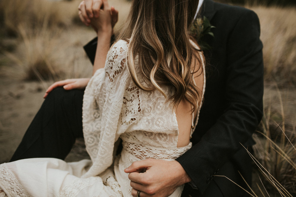 Rosemary & Pine Photography   Styled Washington Elopement at Deception Point