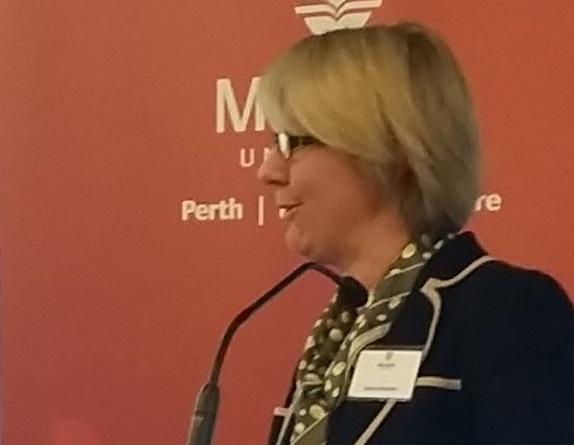 Eeva Leinonen, Murdoch University VC