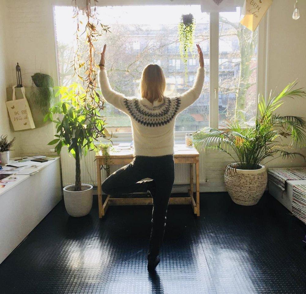 Yoga at FLOW