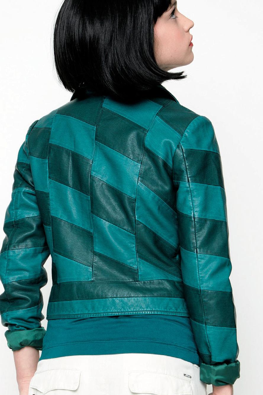 Vegan Leather jacket. SkunkFunkUSA.