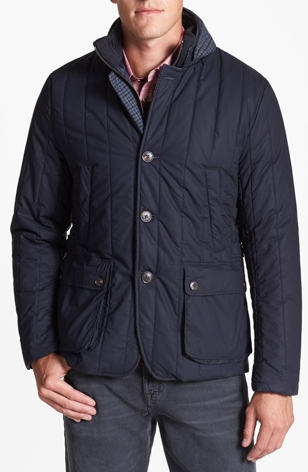 Ted Baker London Kereed quilted jacket. Nordstrom. $375.