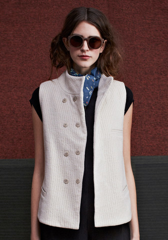 Feral Childe Crows nest vest. $295. Feral Childe.com.