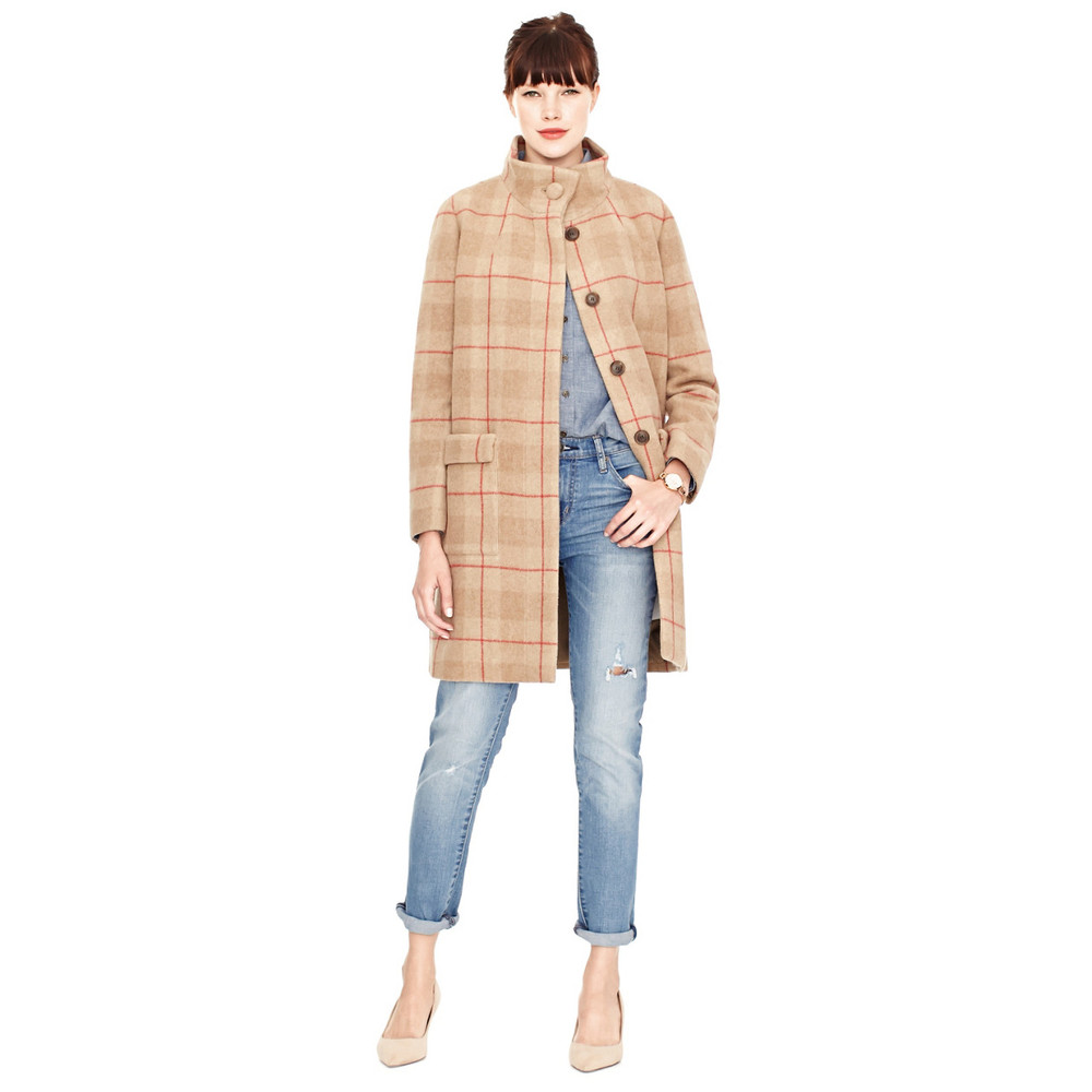 Fossil Laura Funnel collar coat WC5262. Fossil. Was: $248. Now: $169. Plus $25 off any purchase of $125 or more.