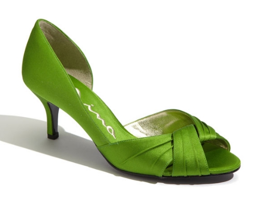 Nina Culver d'Orsay Pump. Available in multiple colors. Nordstrom. $78.95.