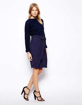 ASOS Wrap pencil skirt. ASOS. $56.46.