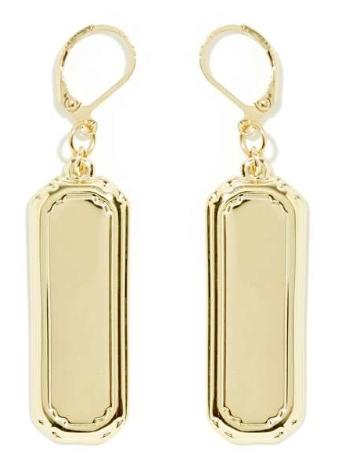 Irina earrings. Nasty Gal. $15.