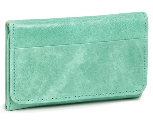 Hobo Jill Trifold wallet. Multiple colors available. Nordstrom. $68.
