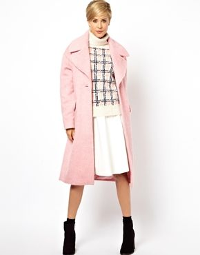 ASOS Vintage Cocoon coat. ASOS. $207.01.