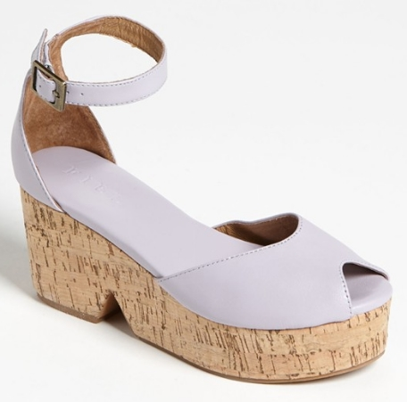 Fiel Wolfe sandal. Available in black or periwinkle! Nordstrom. Was: $214.95 Now: $107.47