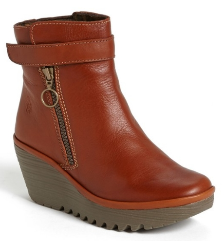 Fly London Yava bootie. ShopStyle/ Nordstrom. $229.95.