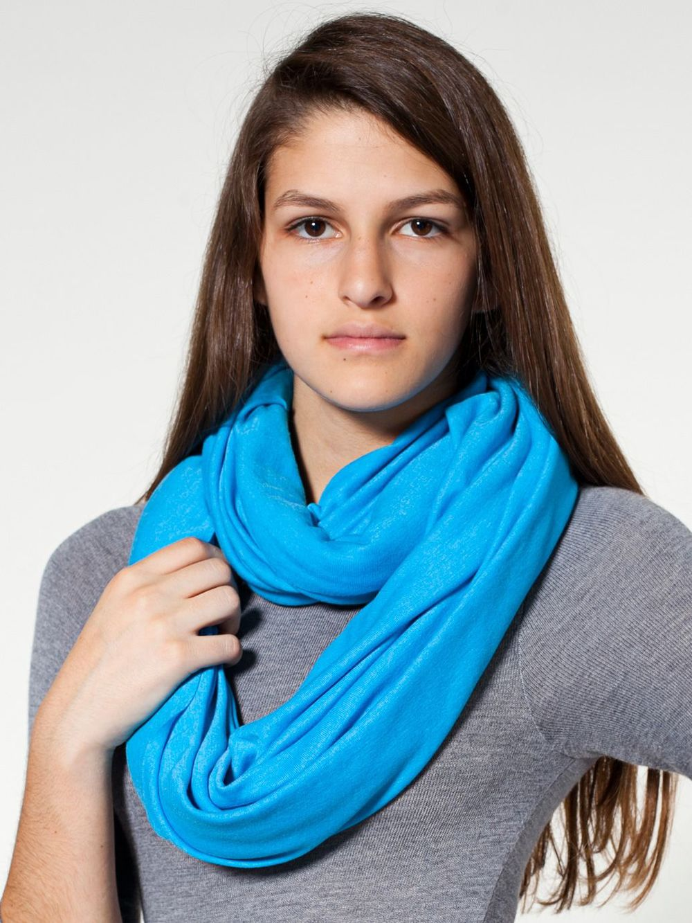 The Unisex Circle scarf. Available in endless colors. American Apparel. Was: $28 Now: $14.