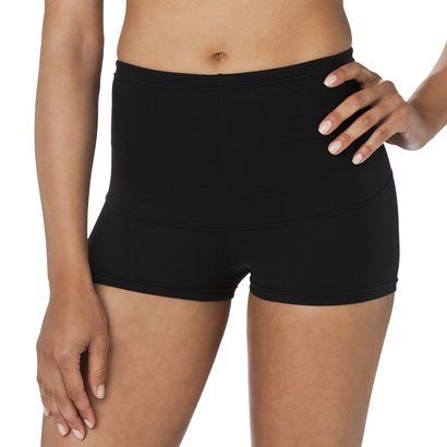 Suddenly Skinny with Self Expressions Firm Control Tummy Toning boy shorts. Available in black, nude. (Please don't opt for nude if someone might see them under your skirt.) Target. Was: $13.99 Now: $11.19.