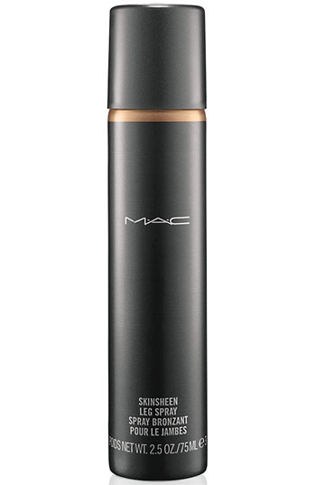 MAC Skinsheen leg spray. Nordstrom. $30.