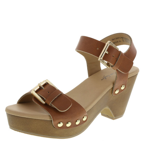 American Eagle Rico clog mid wedge sling. Available in multiple colors. Payless. $23.99.