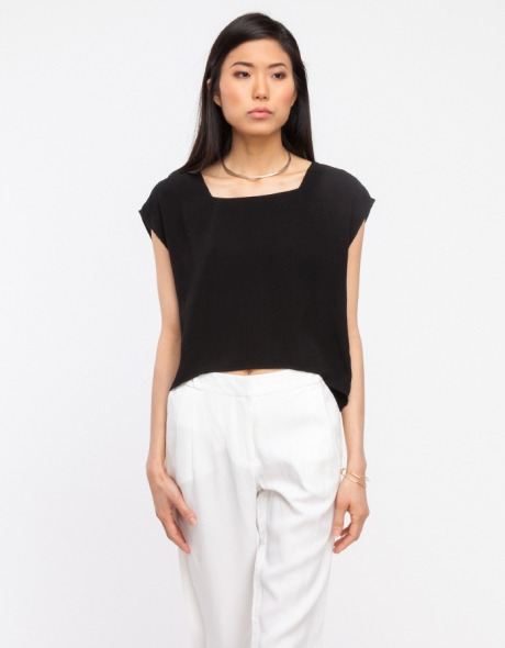 I Can't Wear the New Crop Tops, or Can I? Blog post.
