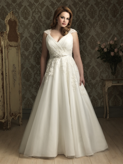 Tulle Gown Style W282. Allure Bridal. Price on Request.