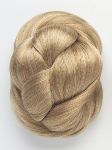 Braided chignon synthetic hairpiece by Jessica Simpson hairdo R25. Amazon. $25.35.