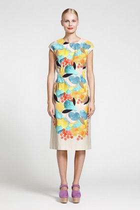 Marimekko Tyrnihillo. Marimekko. Was: $398 Now: $238. Pairs beautifully with any of the three pairs of shoes listed.