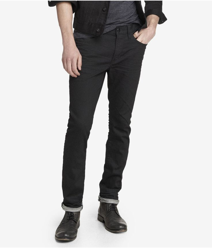 Alec Super Skinny Jean. Express. $88. Buy one get one $29.90.