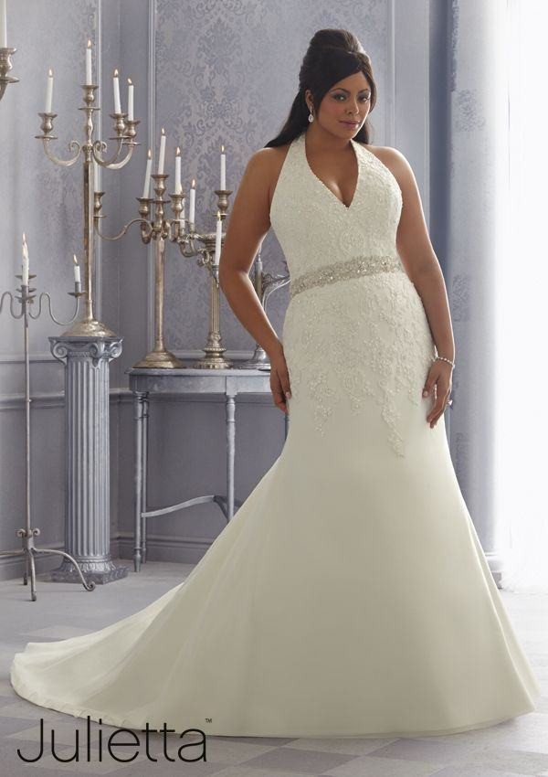 229cb7e2919 The Stunning Plus Size Summer Bride. Julietta wedding dress by Mori Lee.  Morilee.com. Price on request.
