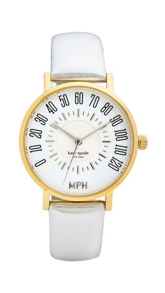 Kate Spade New York Metro Odometer watch. Shopbop. $175.