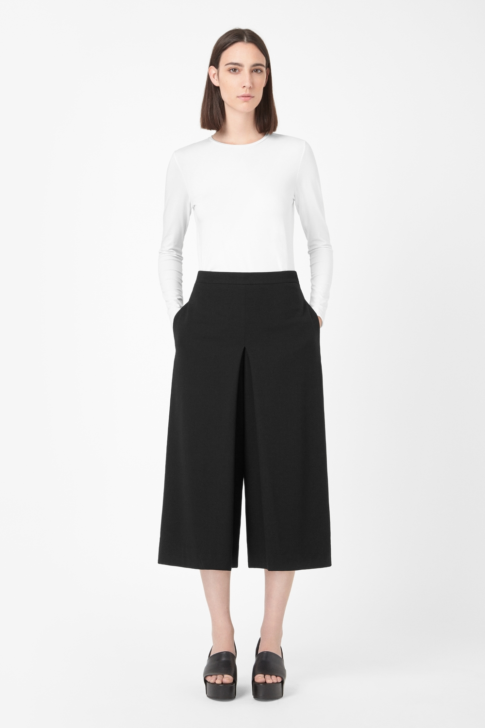 Pleated Culottes. COS Stores. $125.