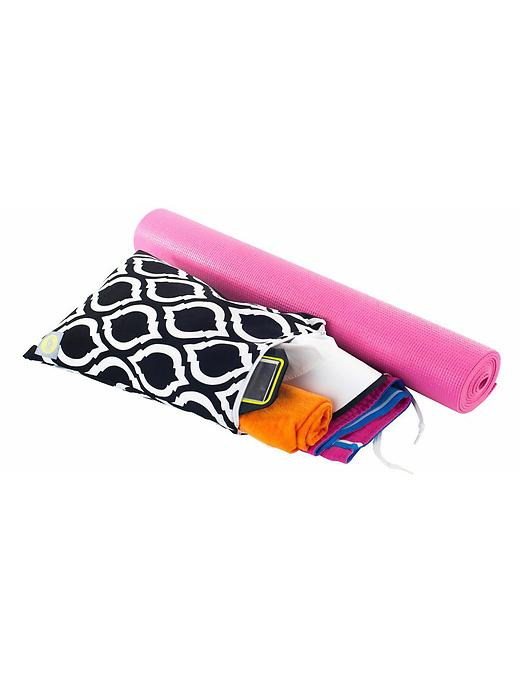 Wet Happened? Zippered Wet Bag by Quintessential Tots, LLC. Athleta. Was: $18 Now: $13.99.